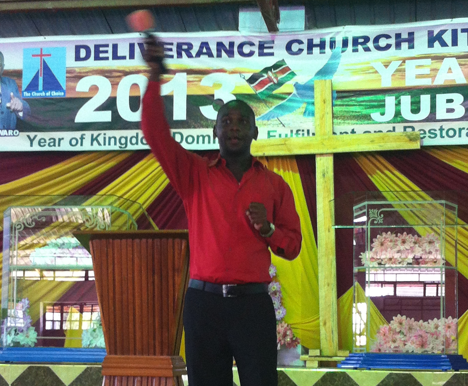 Deliverance Church Kitengela – 2013 East Africa Youth Conference