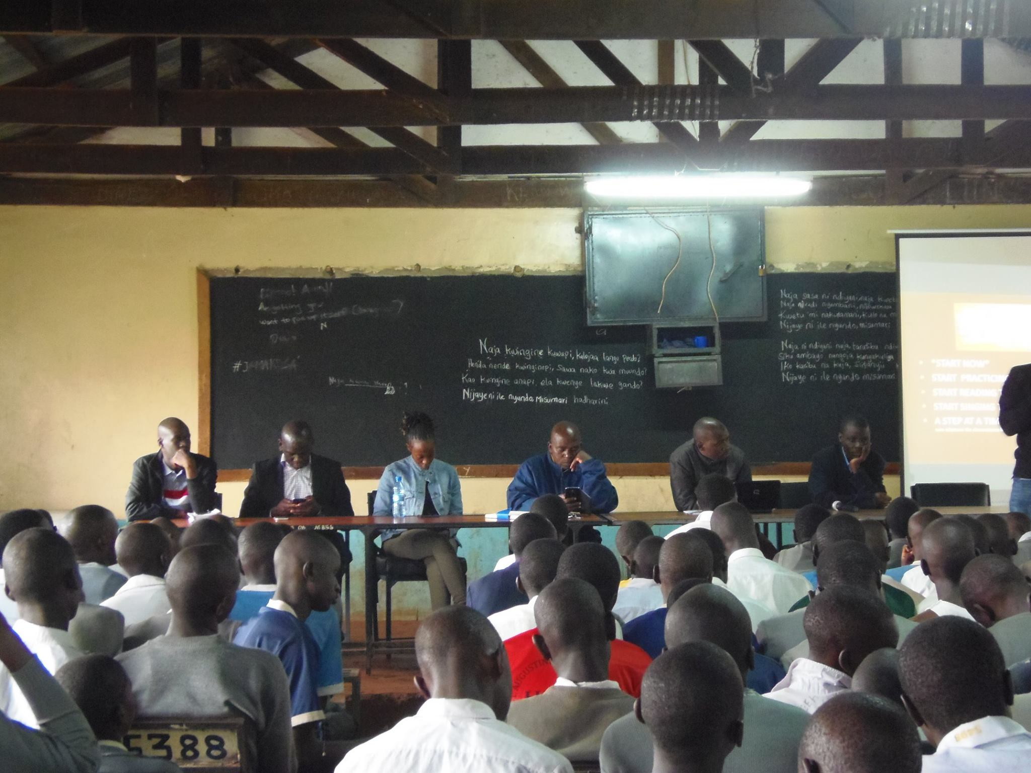 Alfred Polo Foundation Visits Homa Bay Schools